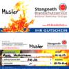 Brandschutz Gutschein