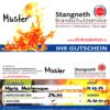 Brandschutz Gutschein 25